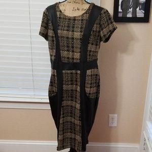 NWT Ashley Stewart dress size 16